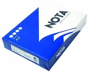 Высококачественная офисная бумага NOTA.